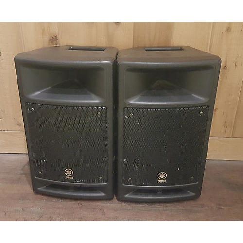 Yamaha PA300 SPEAKERS ONLY PAIR Unpowered Speaker