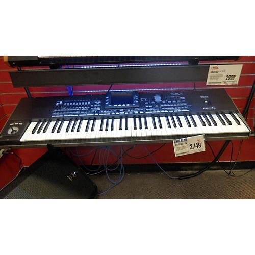 Korg PA3X 76 Key Keyboard Workstation