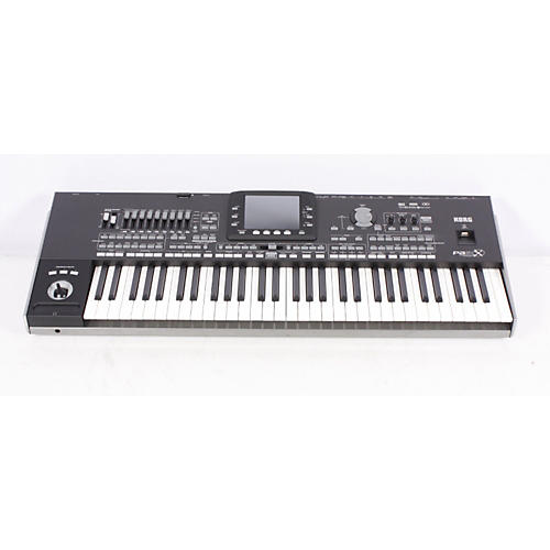Korg PA3X61 61 Key Workstation with Touch Display  886830321832