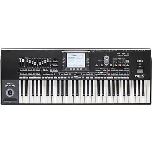 Korg PA3X61 61 Key Workstation with Touch Display-thumbnail