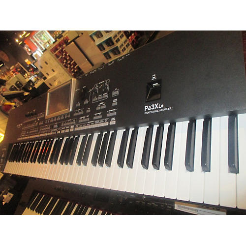 Korg PA3XLE 76 Arranger Keyboard