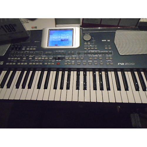 Korg PA500 Keyboard Workstation