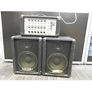 Crate PA6FX W/ Speakers Sound Package