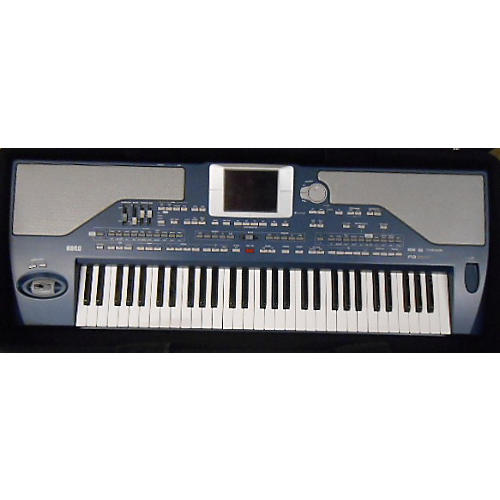 Korg PA800 61 Key Keyboard Workstation