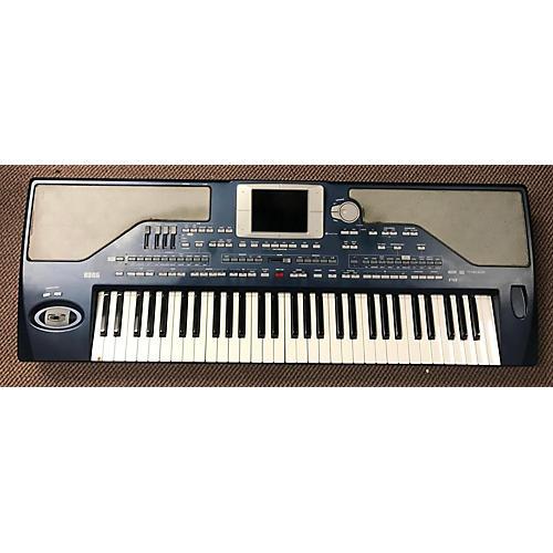 used korg pa800 61 key keyboard workstation guitar center. Black Bedroom Furniture Sets. Home Design Ideas
