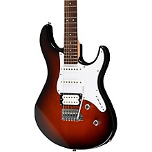 PAC112V Electric Guitar Old Violin Sunburst