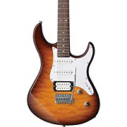 Yamaha PAC212V Quilted Maple Top Electric Guitar