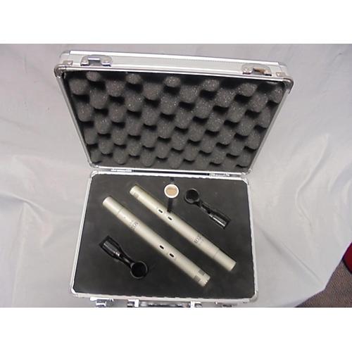 MXL PAIR OF 993 MICS W/CASE Condenser Microphone