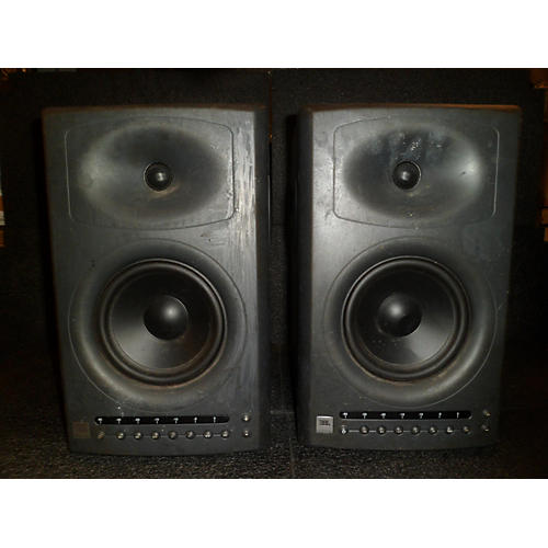 JBL PAIR OF LSR4326P Powered Monitor-thumbnail