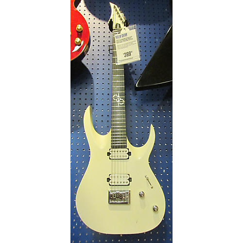 used washburn parallaxe solar ola englund solid body electric guitar guitar center. Black Bedroom Furniture Sets. Home Design Ideas