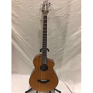 Pre-owned Breedlove PASSPORT BASS Acoustic Bass Guitar by Breedlove