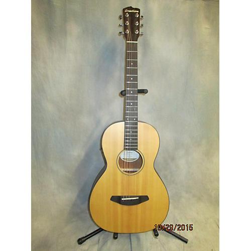 Breedlove PASSPORT PARLOR Acoustic Electric Guitar-thumbnail