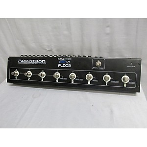 Pre-owned Rocktron PATCHMATE LOOP 8 MIDI Foot Controller