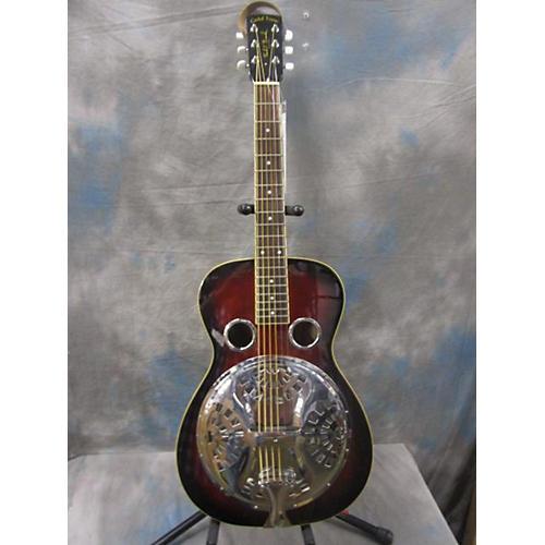 Gold Tone PAUL BEARD RESONATOR Acoustic Guitar-thumbnail