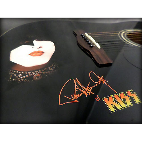 Silvertone PAUL STANLEY ACOUSTIC Acoustic Guitar-thumbnail