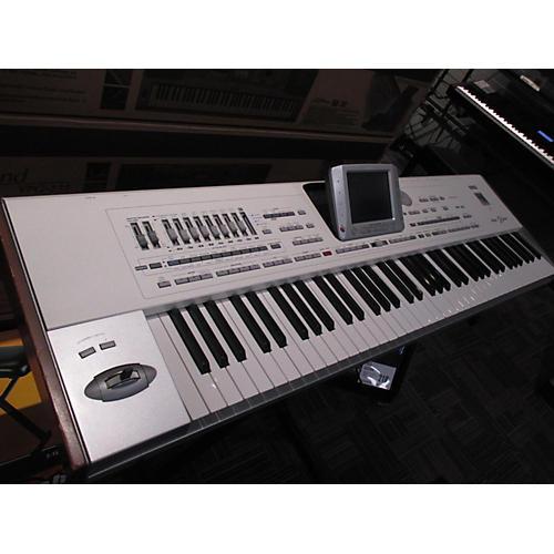 used korg pax2 keyboard workstation guitar center. Black Bedroom Furniture Sets. Home Design Ideas