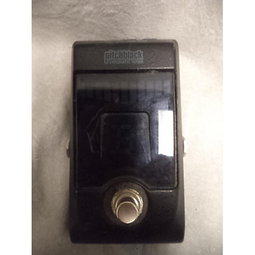 Korg PB01 Pitchblack Chromatic Tuner Pedal-thumbnail