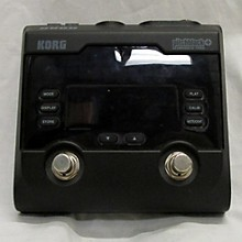 Korg PB02 PitchBlack Chromatic Tuner Pedal