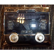 Korg PB02 Pitchblack Chromatic Plus Tuner Pedal
