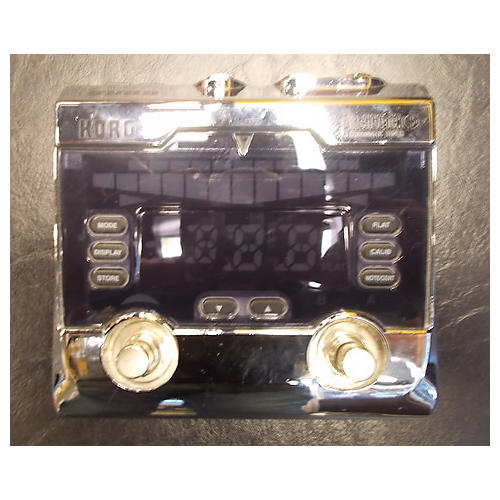 Korg PB02 Pitchblack Chromatic Tuner Pedal-thumbnail