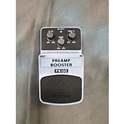 Behringer PB100 Preamp Booster Effect Pedal