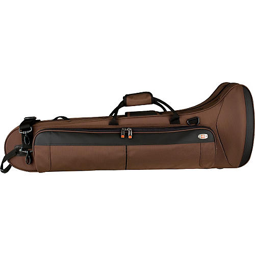 Protec PB306CTCH Contoured Straight/F Attachment Tenor Trombone PRO PAC Case-thumbnail
