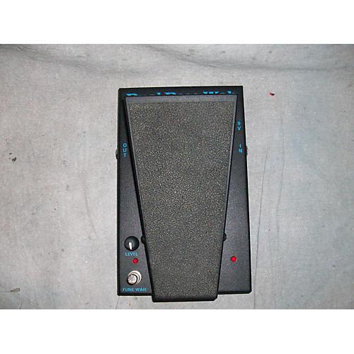 Morley PBA-2 Dual Bass Wah Effect Pedal
