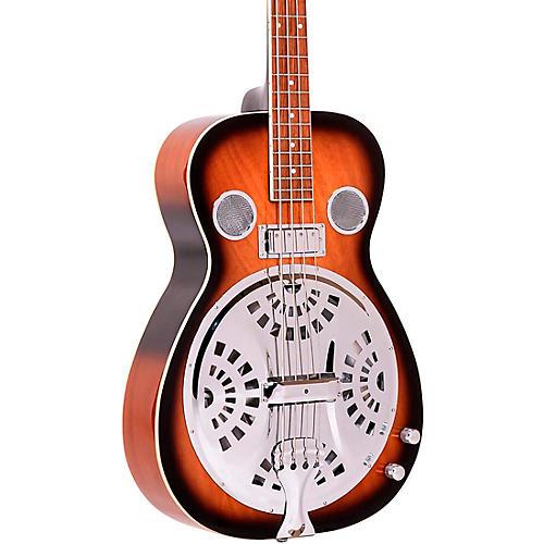 Gold Tone PBB Paul Beard Resophonic Bass Guitar-thumbnail