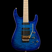Jackson PC-1 Phil Collen USA Electric Guitar Chlorine Flame Maple Fingerboard