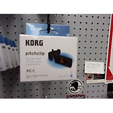 Korg PC-1 Pitchclip Tuner