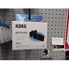 Korg PC-1 Pitchclip Tuner