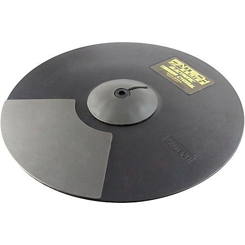 Pintech PC Series Dual Zone Cymbal 16 in. Black