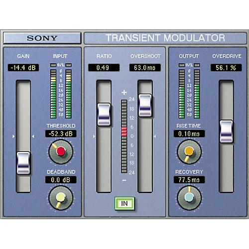 Sony PC-TMDG2 Oxford Transient Modulator Plug-in for TC PowerCore-thumbnail