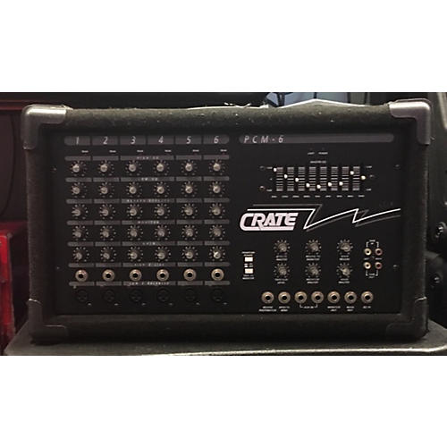 Crate PCM6 Power Amp