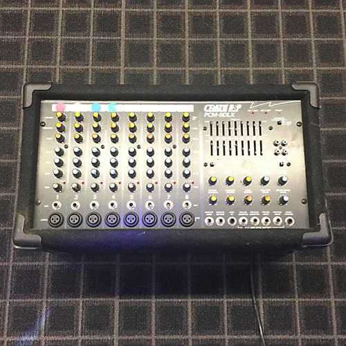 Crate PCM8DLX Powered Mixer