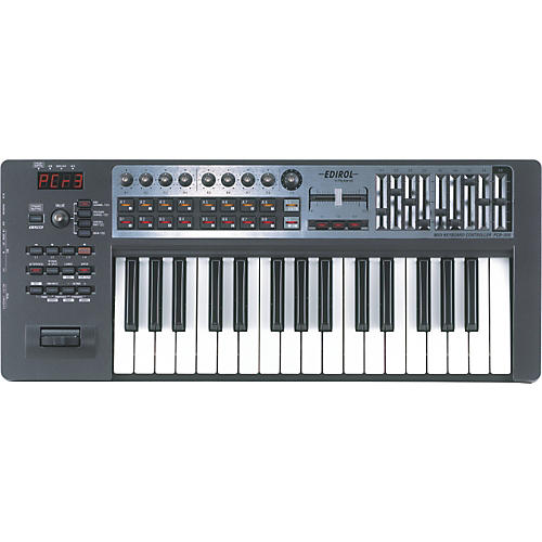 Edirol PCR-300 USB MIDI Keyboard Controller