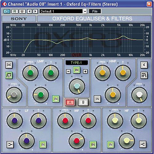Sony PCR-3EQG2 Oxford EQ Plug-in for TC PowerCore-thumbnail