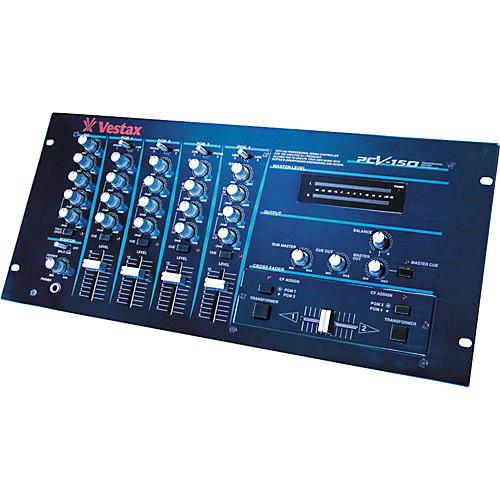Vestax PCV150 5-Channel DJ Mixer