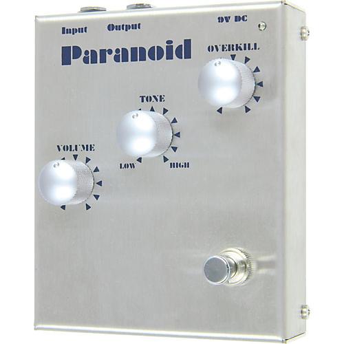 Musician Sound Design PD-1 Paranoid Distortion