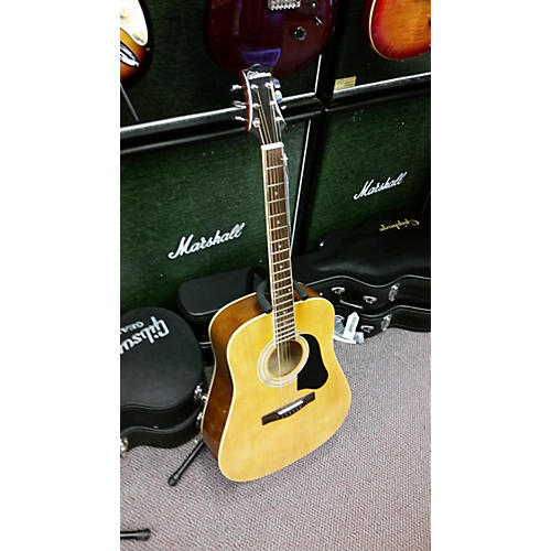 Silvertone PD2 Acoustic Guitar-thumbnail