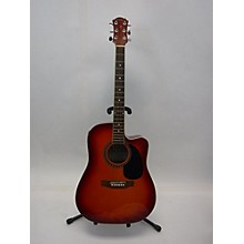 Palmer PD21 Acoustic Electric Guitar