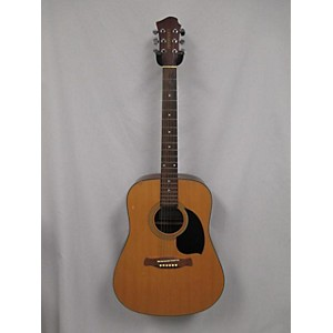 Pre-owned Fernandes PD30 2002N Acoustic Guitar by Fernandes