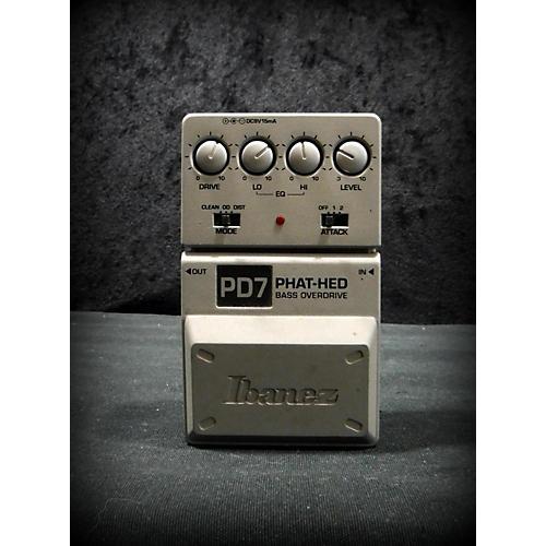 Ibanez PD7 Bass Effect Pedal-thumbnail