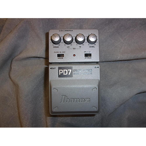 Ibanez PD7 Bass Overdrive