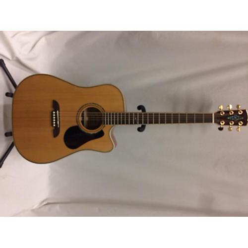 Alvarez PD80SC Acoustic Electric Guitar