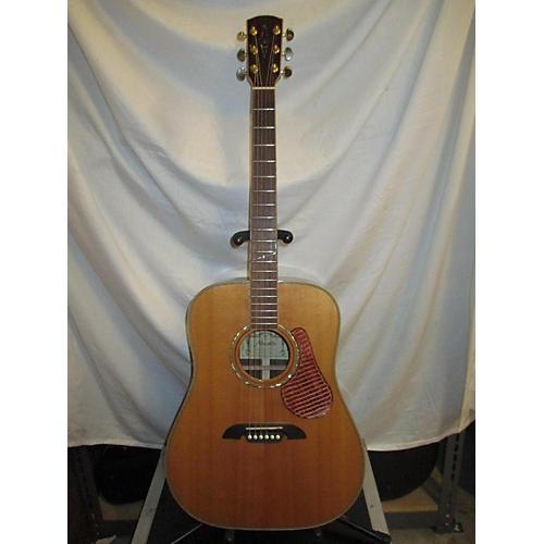 Alvarez PD90S Acoustic Electric Guitar