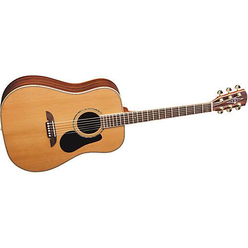 Alvarez PD91S Professional Series Dreadnought Acoustic Guitar