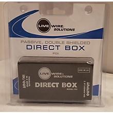 Live Wire Solutions PDI DIRECT BOX Direct Box