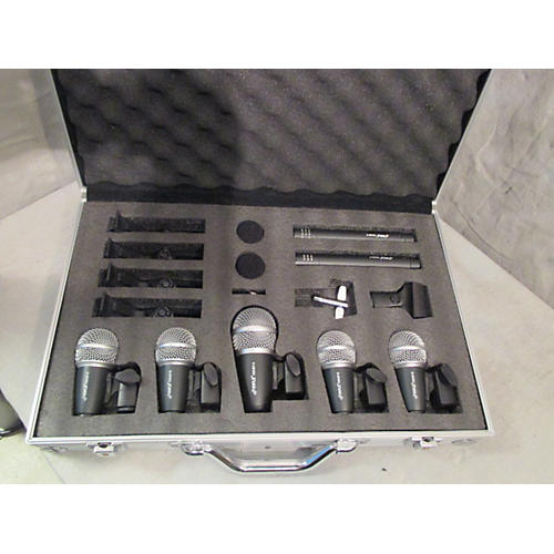 Pyle PDKM7 Percussion Microphone Pack