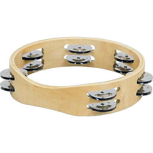 Sound Percussion Labs PDM1812M-R Maple Tambourine